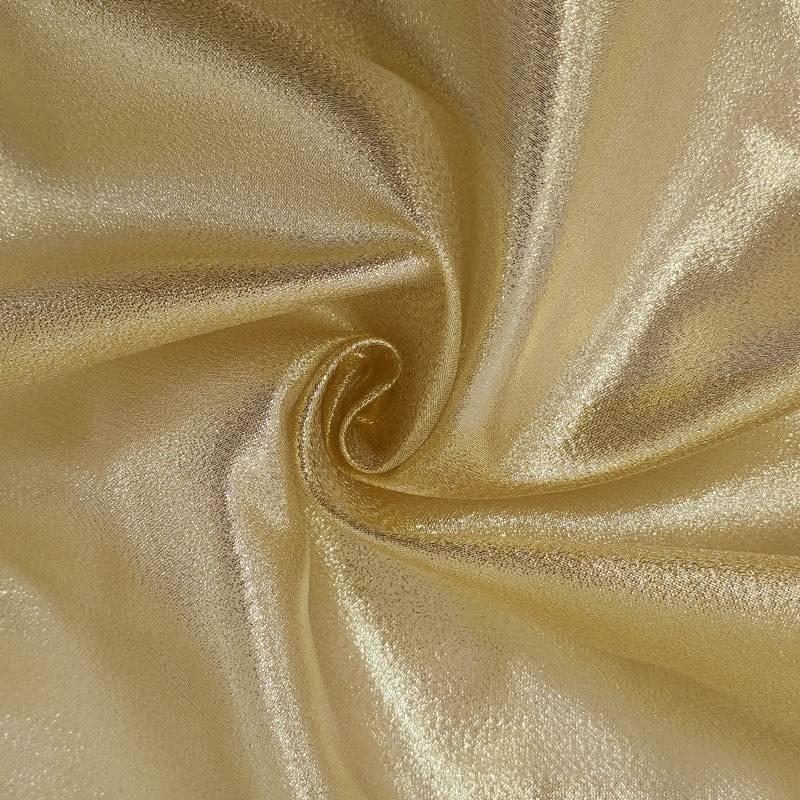 Tessuto Tinta Unita Gold Oro