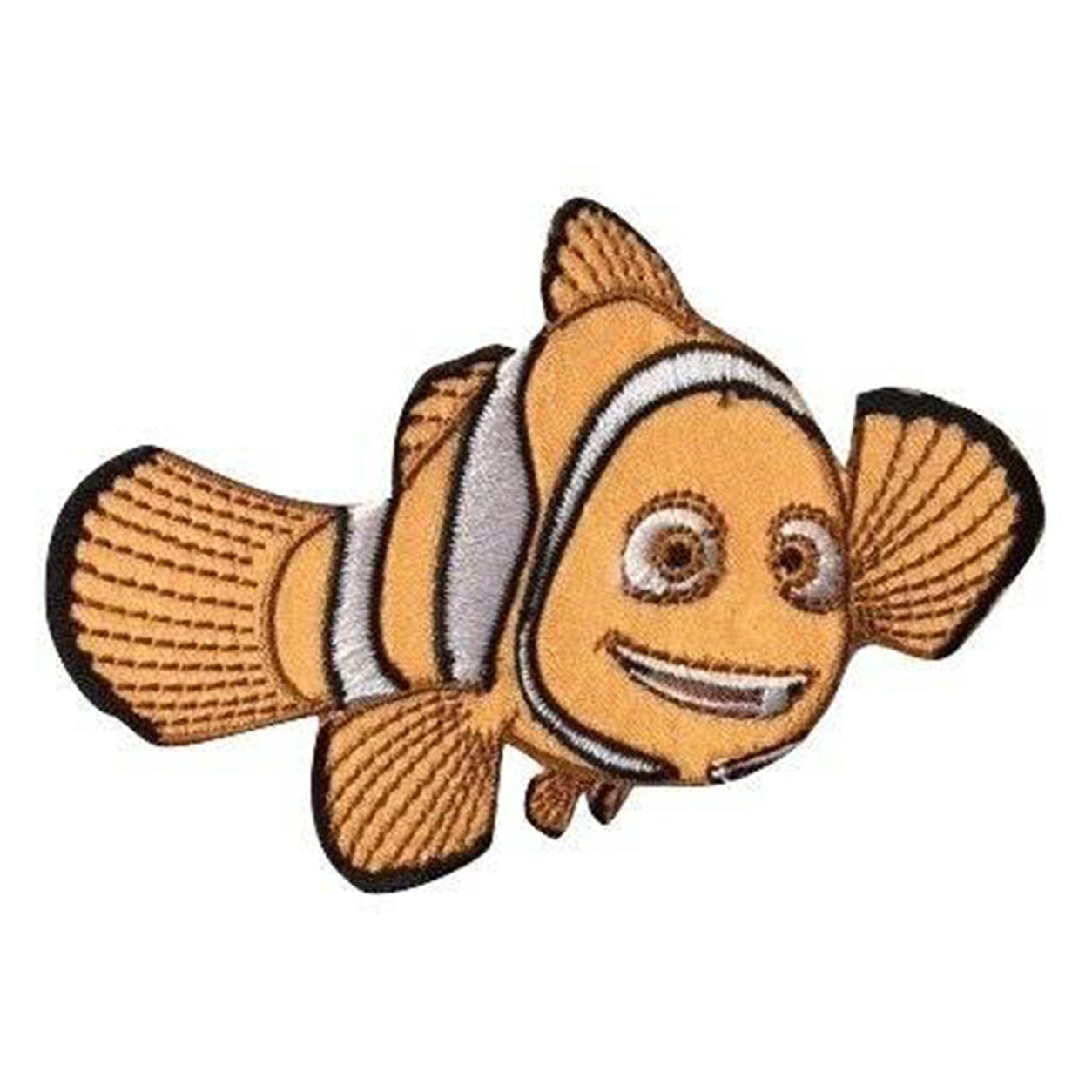 Applicazione Termoadesiva Disney Nemo Marlin