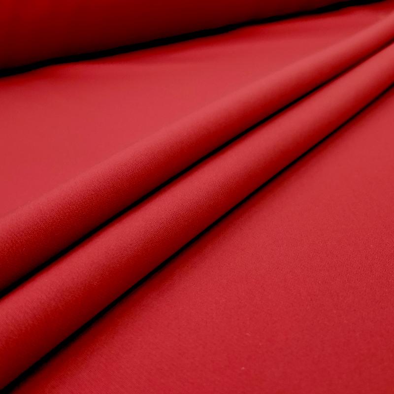 Tessuto Comfort Bielastico Rosso