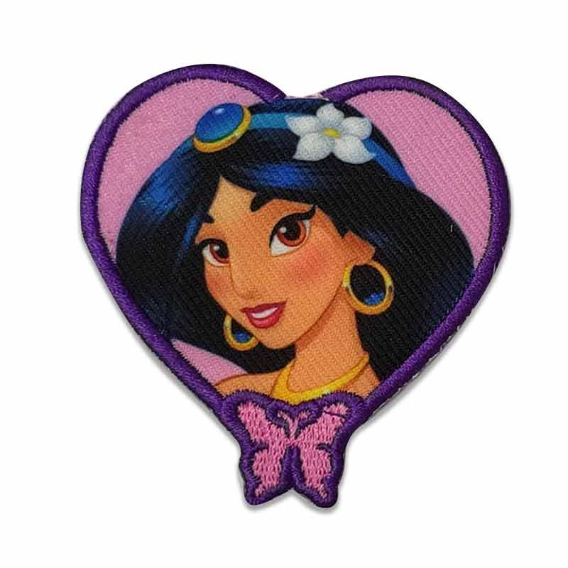 Applicazione Termoadesiva Principessa Disney Jasmine