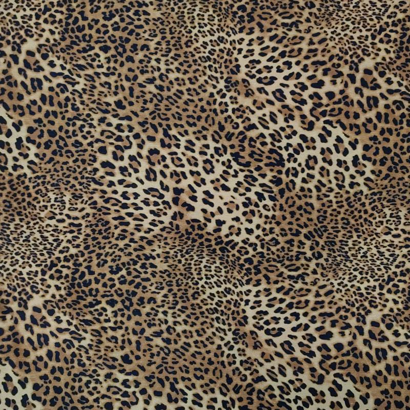 Tessuto Arredo Leopardato