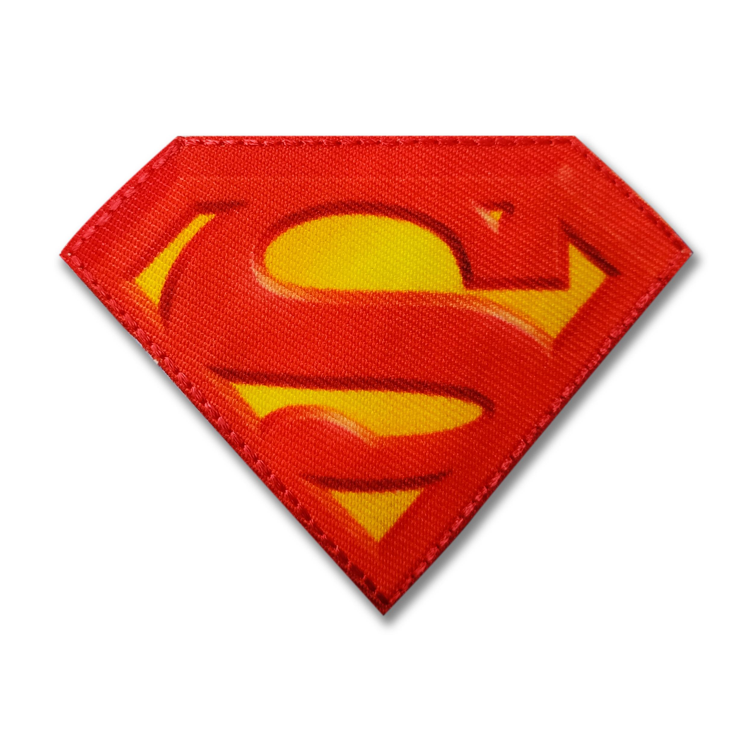 Applicazione Termoadesiva Marbet Logo Superman
