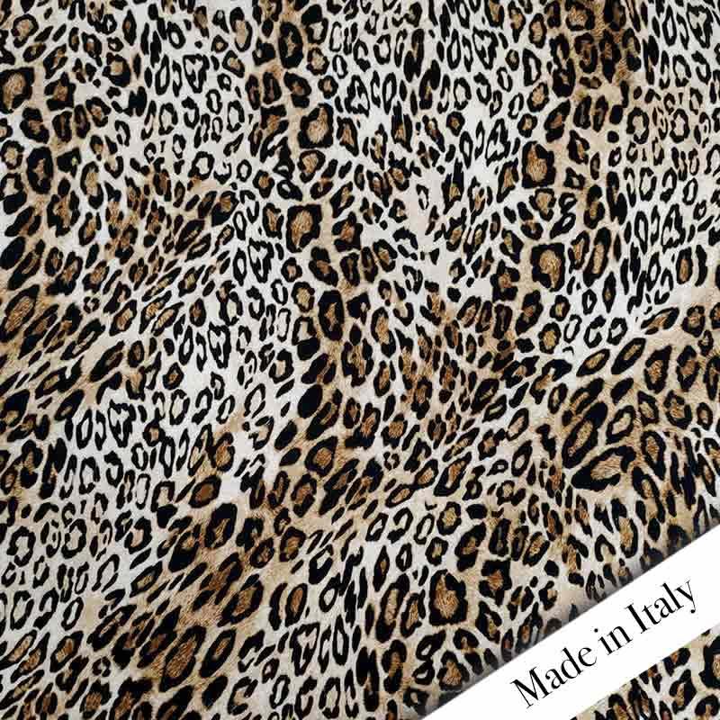 Maglina Bielastica Leopardata
